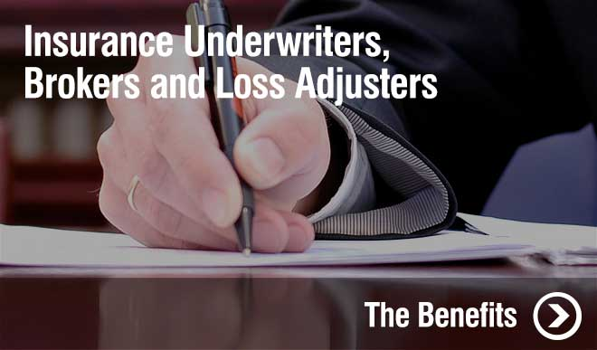 Insurance Underwriters, Brokers and Loss Adjusters