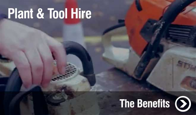 Plant & Tool Hire