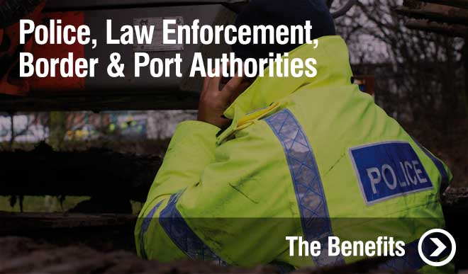 Police, Law Enforcement, Border and Port Authorities