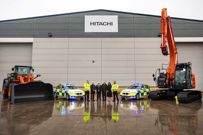 HITACHI ADOPTS THE NEW CESAR ECV INITIATIVE