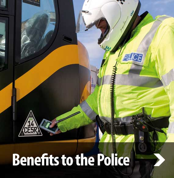 Benefits to the Police